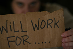 will work for...